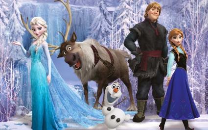 Frozen Movie 2014