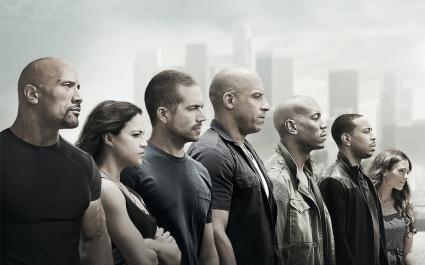 Furious 7 2015 Movie