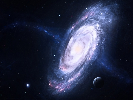 Galaxy Wallpaper Space Nature