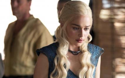 Game of Thrones Season 5 Emilia Clarke