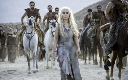 Game of Thrones Season 6 Emilia Clarke