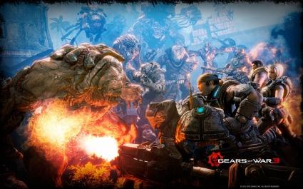 Gears of War 3 Battle