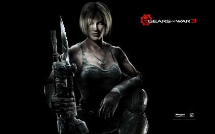 Gears of War 3 Game 2011