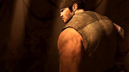 Gears of War 3 Marcus