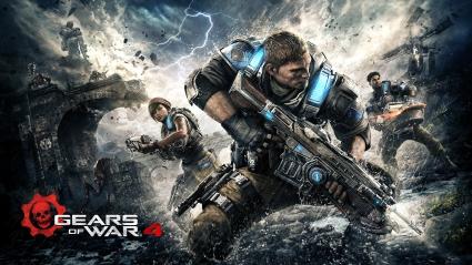 Gears of War 4 Kait JD Del