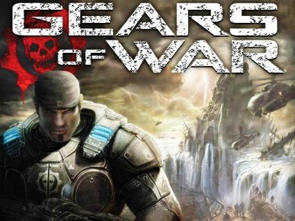 Gears of War DVD Cover