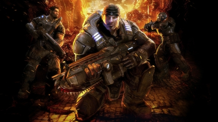 Gears of War HD 1080p
