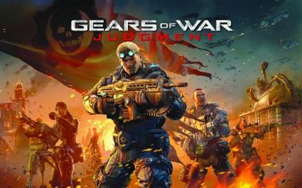 Gears of War Judgment 2013