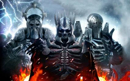 Generals The Witcher 3 Wild Hunt
