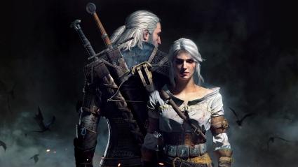 Geralt Ciri The Witcher 3 Wild Hunt