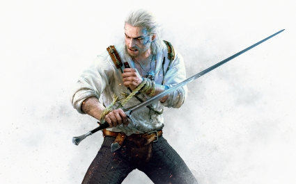 Geralt The Witcher 3 Hearts of Stone