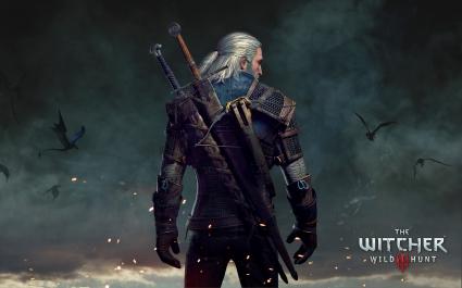 Geralt The Witcher 3 Wild Hunt
