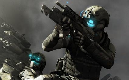 Ghost Recon Future Soldier Concept