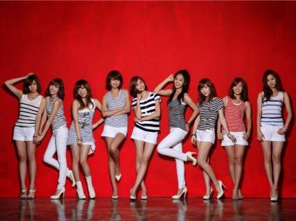 Girls Generation Wallpaper Female Singers Music
