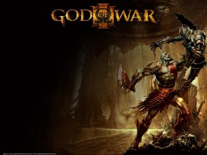 God of War 3 Wallpaper God of War Games
