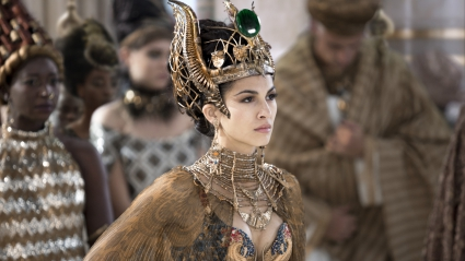 Gods of Egypt Elodie Yung