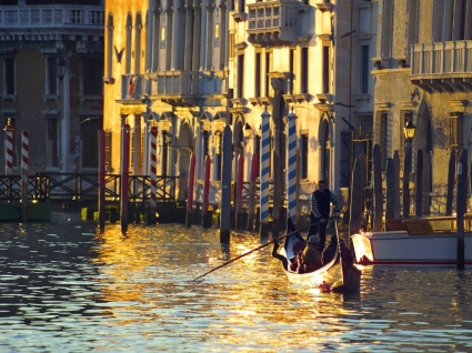 Grand Canal Wallpaper Italy World