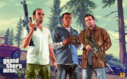 Grand Theft Auto GTA 5