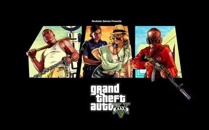 Grand Theft Auto V 2013 Game