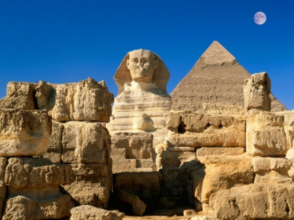 Great Sphinx Wallpaper Egypt World