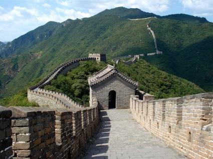 Great Wall of China Wallpaper China World