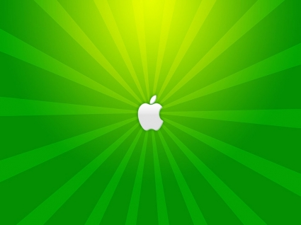 Green mac Wallpaper Apple Computers