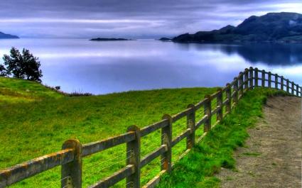 Green Sea View