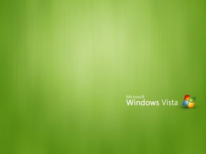 Green Windows Vista