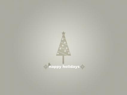 Grey Christmas Wallpaper Christmas Holidays