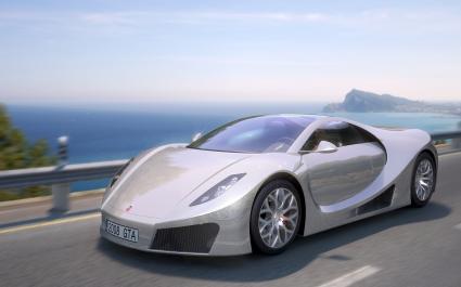 GTA Concept Super Sport Car 3
