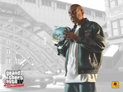GTA The Lost And Damned Wallpaper GTA IV Games Wallpapers in