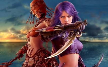 Guild Wars  Factions Game