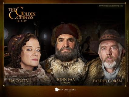 Gyptians Wallpaper The Golden Compass Movies