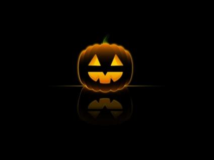 Halloween pumpkin Wallpaper Halloween Holidays