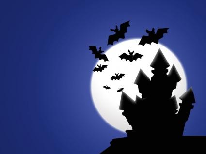 Halloween vampires Wallpaper Halloween Holidays