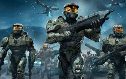 Halo Wars Game