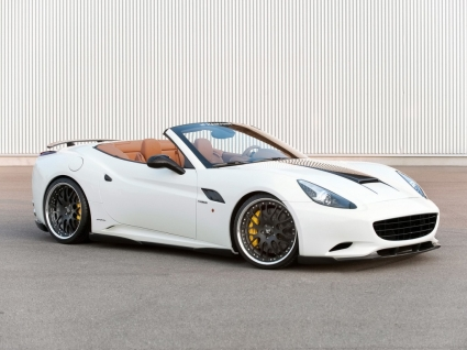 Hamann Ferrari California F149 Wallpaper Ferrari Cars