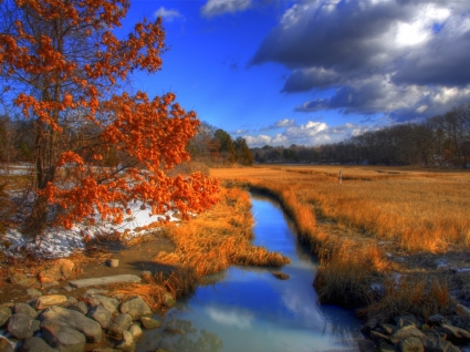 Hammonasset Beach State Park Wallpaper Landscape Nature