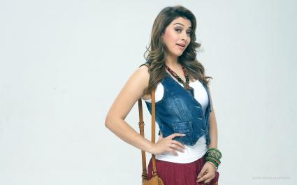 Hansika Motwani in Tamil Movie