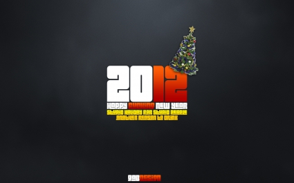 Happy 2012 New Year