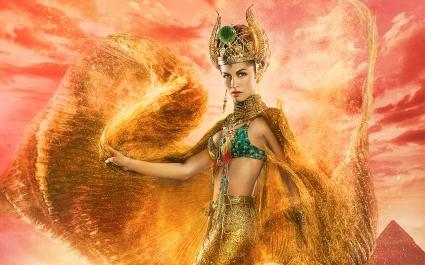 Hathor Goddess of Love Gods of Egypt