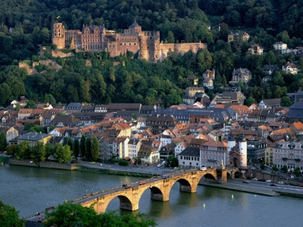 Heidelberg Wallpaper Germany World