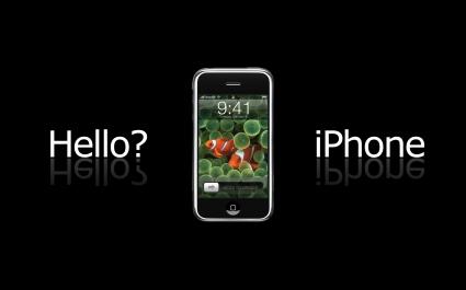 Hello iPhone Widescreen