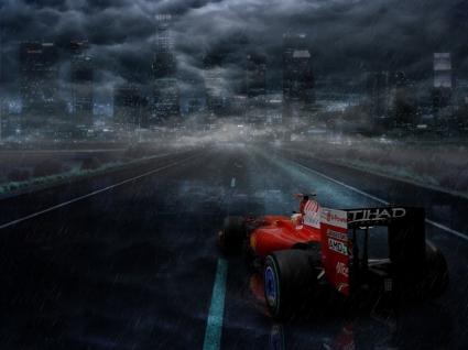 Here We Go Wallpaper Formula 1 Cars