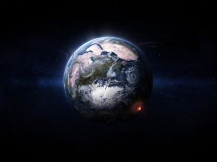 Home Sweet Home Wallpaper Space Nature