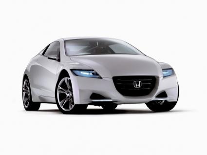 Honda CR Z Concept Wallpaper Honda Cars