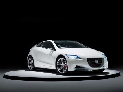Honda CR Z Wallpaper Concept Cars