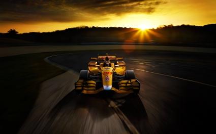 Honda F1 Race Car
