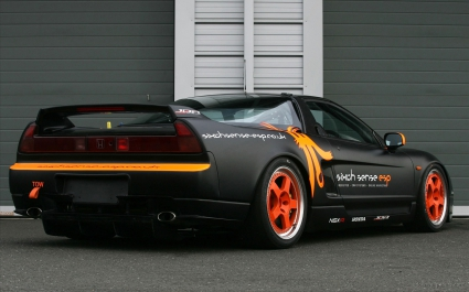 Honda NSX by John Danby Racing 2