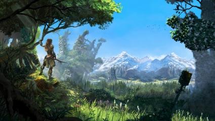 Horizon Zero Dawn 2016 Game